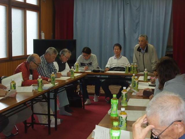 夏祭り第1回実行委員会開催される