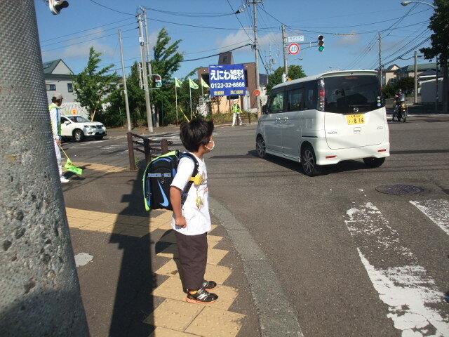 夏の交通安全運動開始