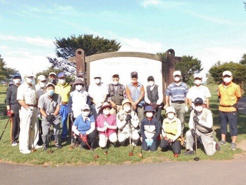 第2回 北町内会パークゴルフ大会